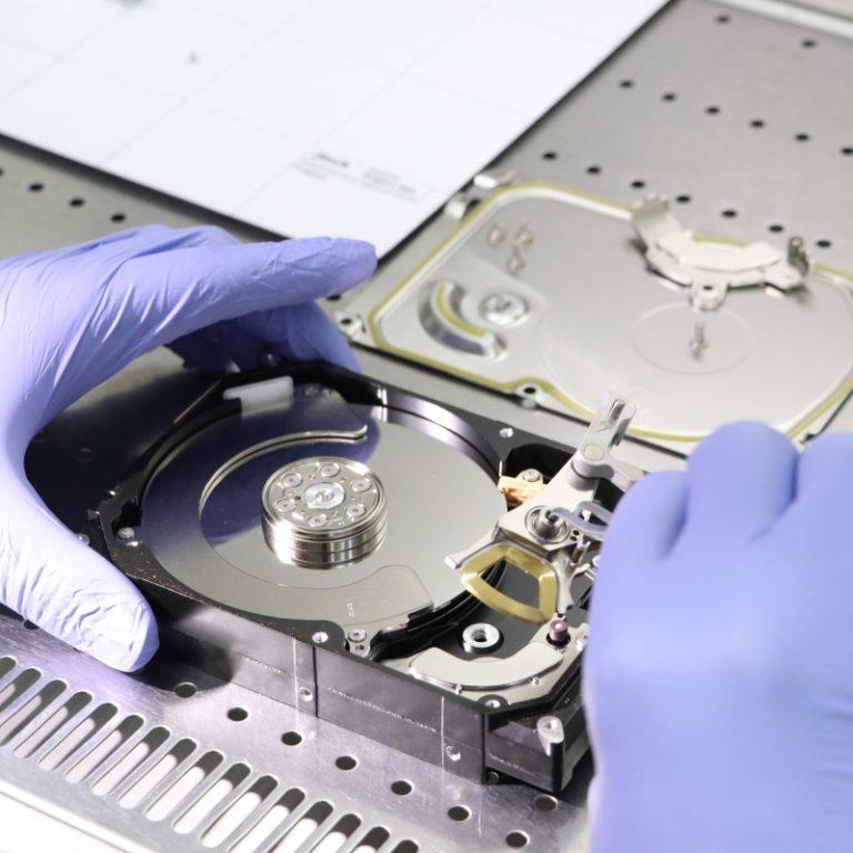 מה לעשות כשהמחשב לא מזהה את ההארד דיסק