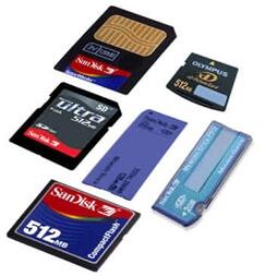 שחזור תמונות מכרטיס זיכרון - טיק טק טכנולוגיות